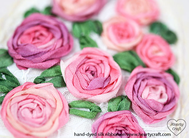 2014-07-04 silk ribbon roses 4