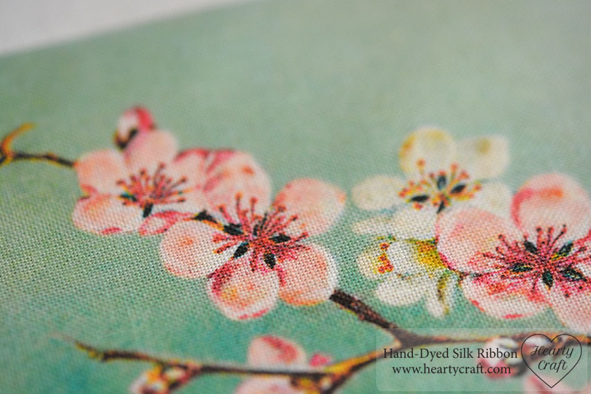 Printed Backgrounds For Silk Ribbon Embroidery Hearty Craft