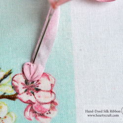Cherry Blossom Tutorial. Making a Petal