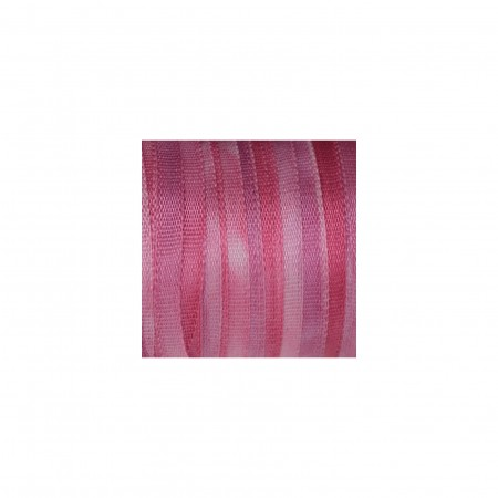 hand-dyed silk ribbon - Cherry Blossom 2mm