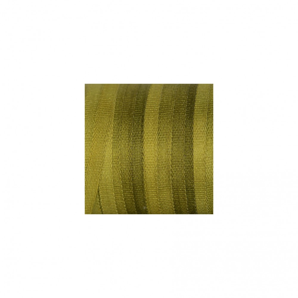 hand-dyed silk ribbon Citrus 2mm