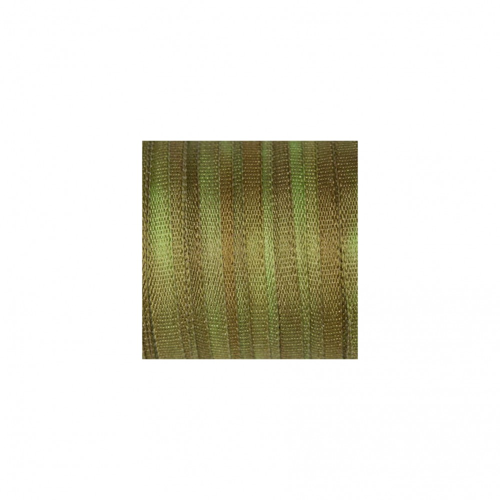 hand-dyed silk ribbon Lawn 2mm