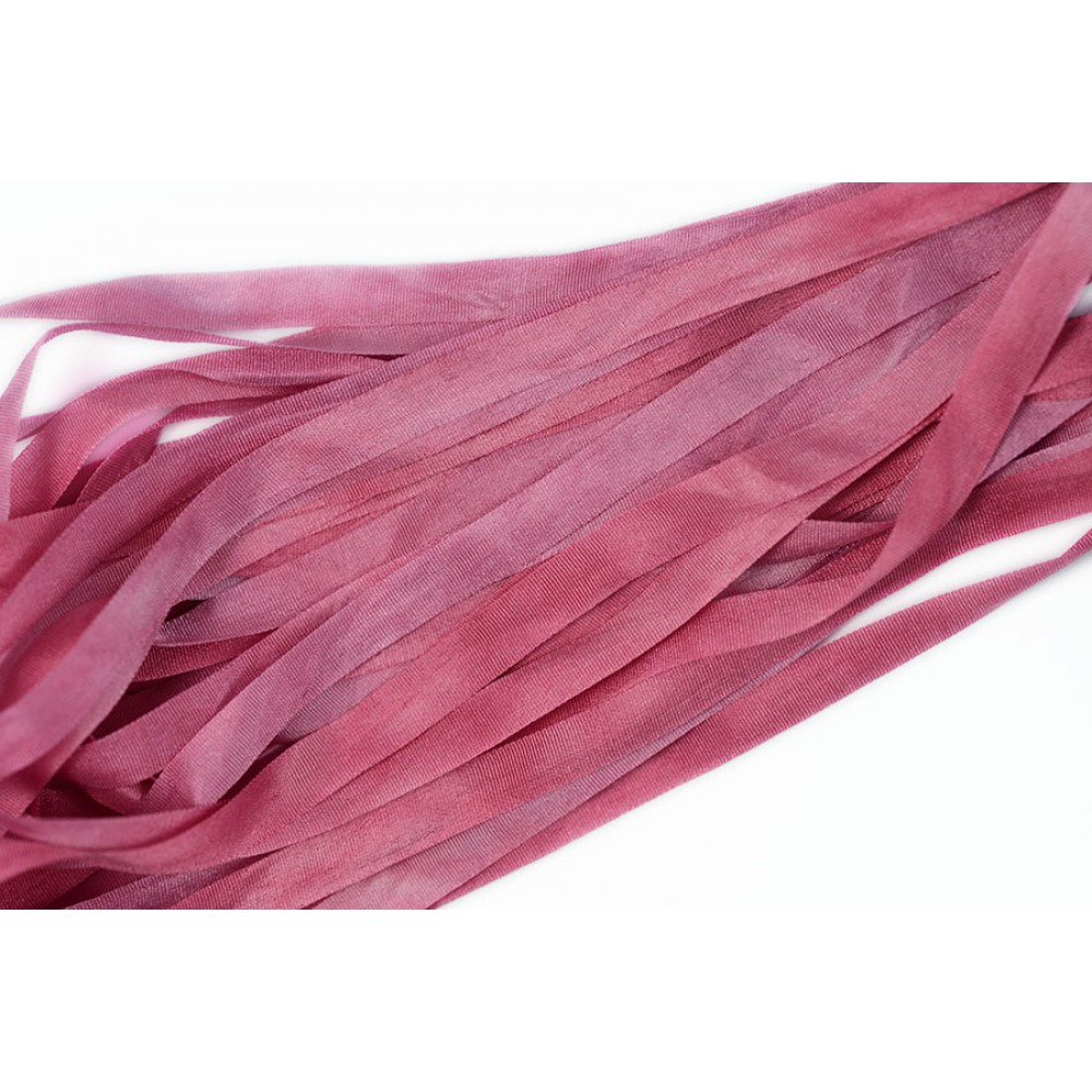 hand-dyed silk ribbon Cherry Blossom 7mm