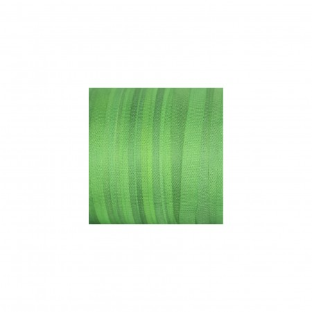 hand-dyed silk ribbon Nile Green 4mm