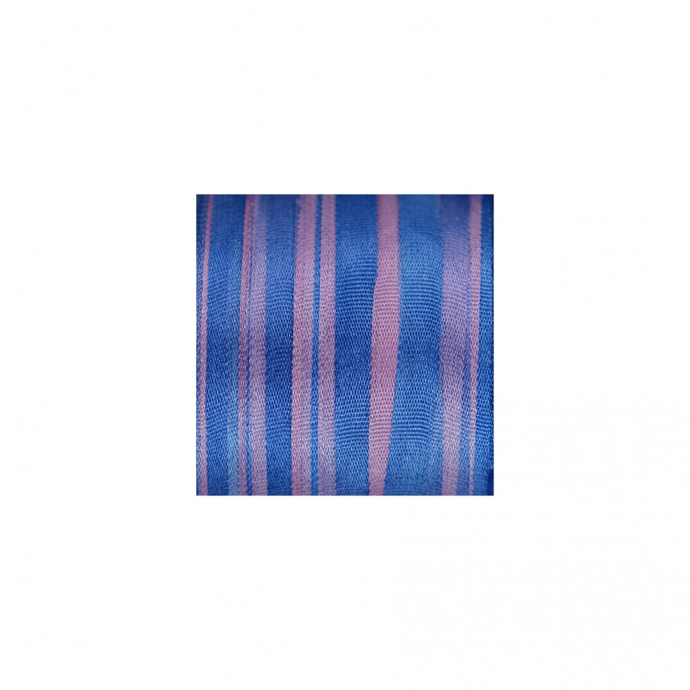 hand-dyed silk ribbon Virginia Bluebell 4mm