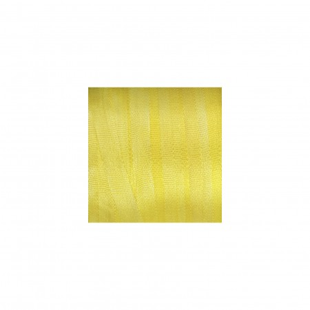 hand-dyed silk ribbon Yellow Sun 4mm