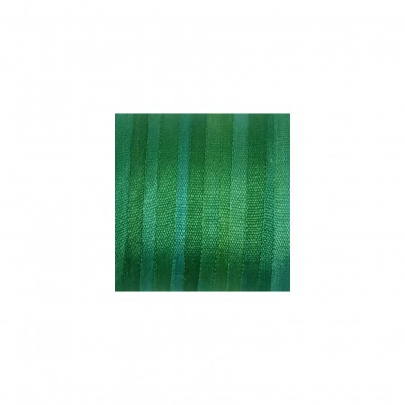 hand-dyed silk ribbon Emerald Green 4mm